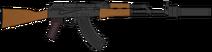 ИжМаш АКМ (СССР) ПБС-1
