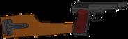 Молот АПС (Россия) кобура-приклад