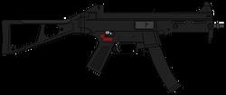 HK UMP-9 (Германия)