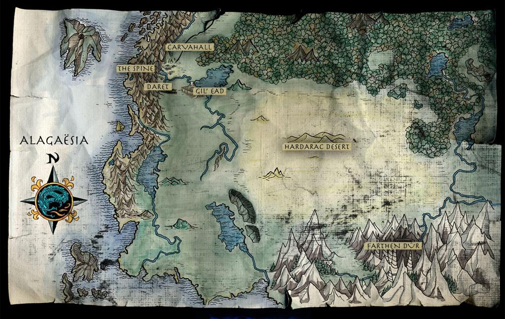 Eragon Karte.Alagaësia Eragon Fandom Powered By Wikia