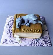 Eragon Cake
