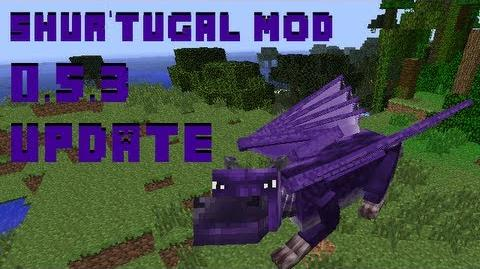 Shur'tugal Updates- Version 0.5.3- Dragon Names! SlyFoxHound Makes Enchiladas! I'm The Dragon King!