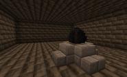 Black temple egg