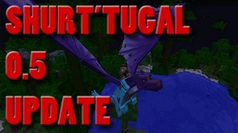 Shur'tugal Mod Update Version 0.5 for Minecraft 1.5.2. Rider Swords! Dragon Armor! Roran's Hammer!