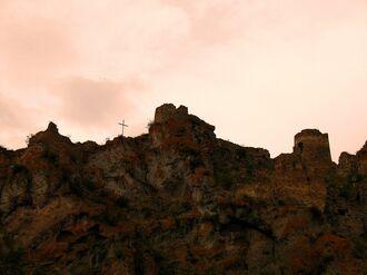 Fortress ruins 0 1 by epiloguetoI