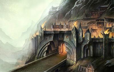 Dwarf by SnowSkadi