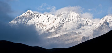 Himalaya slopes by jochem