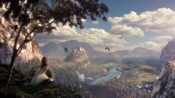 Environment VALLEY by I NetGraFX