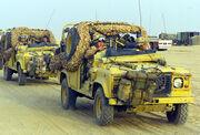 800px-Land Rover Defender 110 patrol vehicles