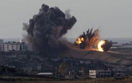 Artillery Strike on Spain SNW