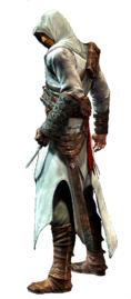 Altair Age 21 2158 AD Master Assassin