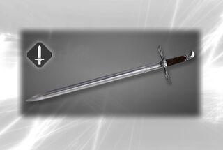 Alex's Sword