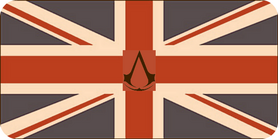 British-Assassin Flag.