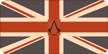 British-Assassin Flag.