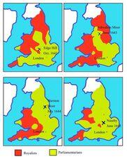 478px-English civil war map 1642 to 1645