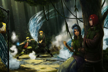 Training in the forest of death by kunoichi san-d4qek59