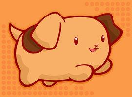 Pudgy puppy by lemonademix