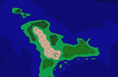 HammerPickPeninsula Map