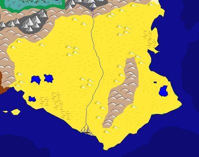 SaiqurDesert Map