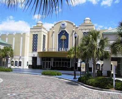 Movie Theater (Outside)