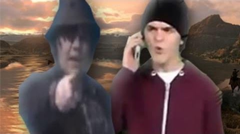 Niko Bellic vs John Marston. Epic Rap Battle Parodies 3