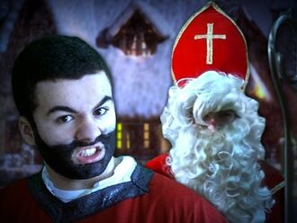Saint Nicholas vs Saint Valentine - Epic Rap Battle Parodies Season 4