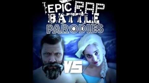 Ötzi vs Elsa. Epic Rap Battle Parodies 54.