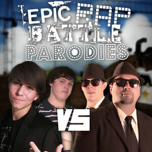 Cover Art - Drake and Josh vs The Blues Brothers