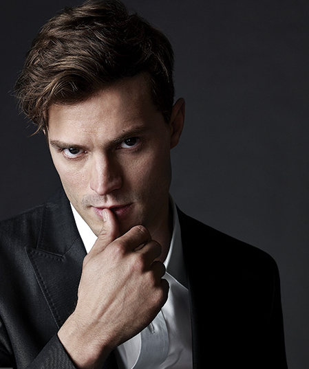 christian grey real name