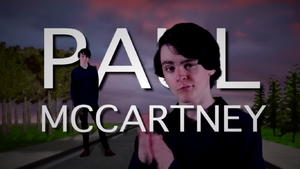 Paul title card