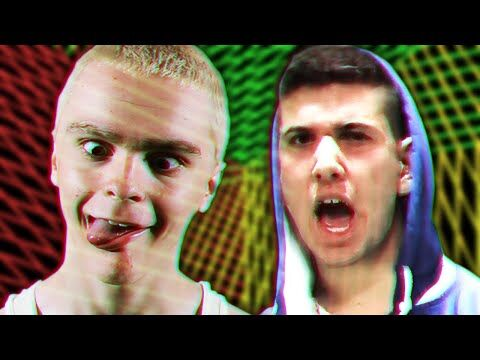 Marshall Mathers vs Slim Shady - Epic Rap Battle Parodies Season 3