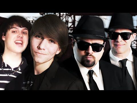 Drake & Josh vs The Blues Brothers - Epic Rap Battle Parodies Season 4