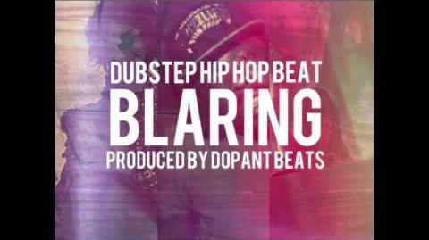 "Dubstep Hip Hop Beat ""Blaring"" Instrumental Skrillex Wale Lil Wayne Type Beat (New 2013)"