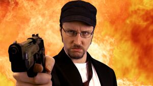 Nostalgia Critic Based on