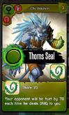 ThornSeal