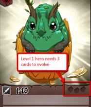 Lv 1 card