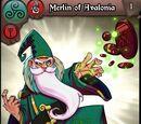 Merlin of Avalonia