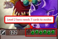 Lv 2 card