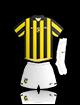 SBV Vitesse Home Kit 2014-15