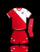 FC Utrecht Home Kit 2014-15