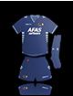 AZ Alkmaar Away Kit 2014-15