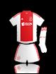 Ajax Home Kit 2014-15