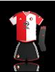 Feyenoord Home Kit 2014-15