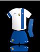 SBV Vitesse Away Kit 2014-15