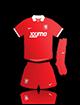 FC Twente Home Kit 2014-15