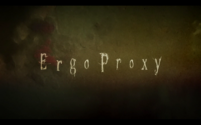 Ergoproxy