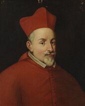 El cardenal Alfonso de la Cueva, marqués de Bedmar (Museo del Prado)