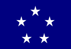 USE Navy Flag