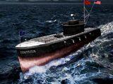 Ironclad warship