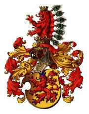 Familienwappen Habsburg-Stroehl